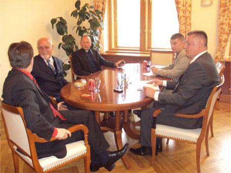Predstavnici vjerskih zajednica Brčko distrikta u posjeti gradonačelniku