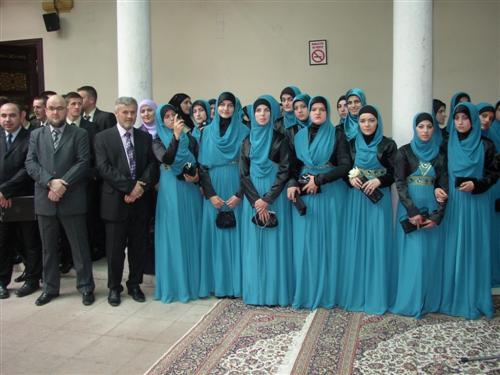 Maturalni dan 2011. na Fakultetu islamskih nauka