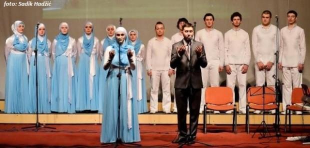 MRV: Upriličen koncert duhovne muzike