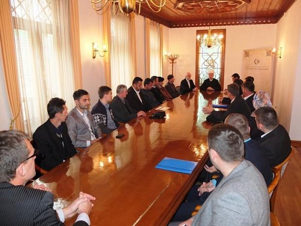 Potpisan sporazum o sanaciji šteta od poplava i klizišta na području Muftijstva tuzlanskog