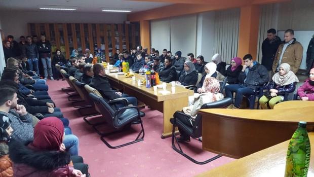 Koordinatori za rad s mladima organizirali druženje mladih iz Srebrenika i Brčkog