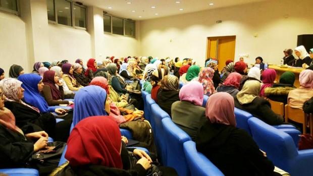 Asocijacija žena Medžlisa Brčko organizirala predavanje za žene