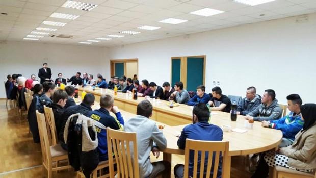 Brčko: Druženje mladih iz Brčkog i Srebrenika