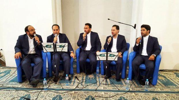 Članovi iranske grupe Iman zadivili brčansku publiku