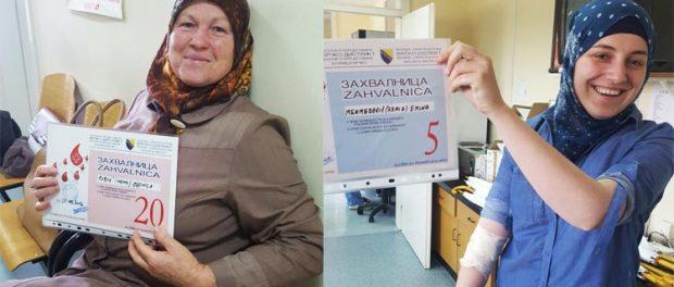 Asocijacija žena: Organizirana druga akcija dobrovoljnog darivanja krvi