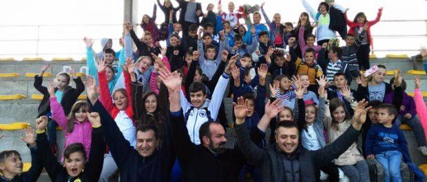 Zajednički sportski dan polaznika mekteba: Savska džamija, Klanac i Omerbegovača