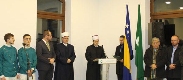 """Upriličeno svečano otvaranje Izložbe """"Muzej posljednjeg Alahovog poslanika, Muhammeda a.s."""""""
