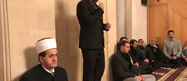 Atik-Savska džamija: Tribina za mlade