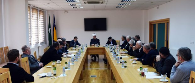 Radna posjeta Muftije tuzlanskog brčanskim mektebima