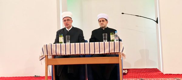 Muftija tuzlanski Vahid ef. Fazlović gost druge ramazanske tribine