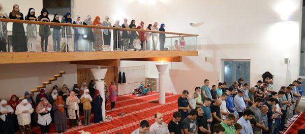 Centralna svečanost povodom lejletu-l-kadra održana u Bijeloj džamiji