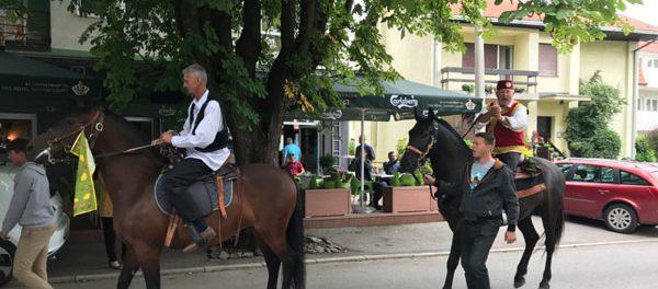 Brčanski konjanici ispraćeni na Ajvatovicu