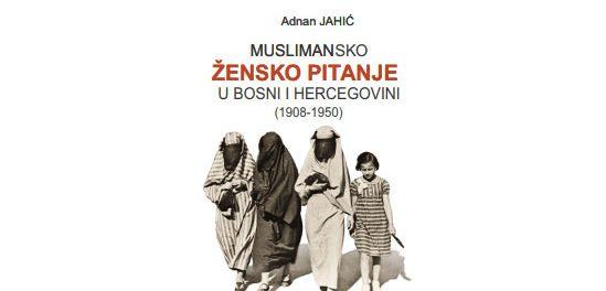 Najava: Promocija knjige dr. Adnana Jahića