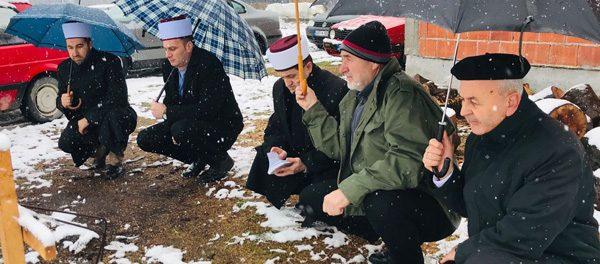 Učenjem dove na temeljima ozvaničen početak gradnje kuće za porodicu Martinović