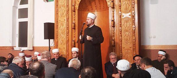 Ćoseta: Održana večer Kur'ana