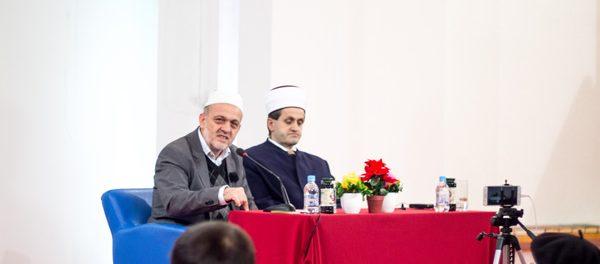 Salih-ef. Haušić gostovao u Bijeloj džamiji