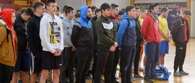 Organiziran futsal turnir za mlade