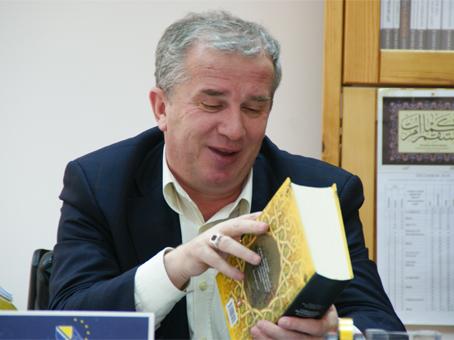 Dr. Džemaludin Latić gost tribine