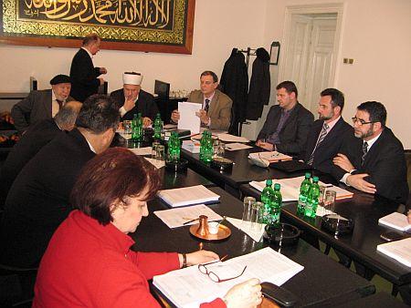 Izjava Rijaseta povodom događaja u muslimansko-arapskom svijetu