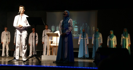 "Održana ""Noć Kur'ana i duhovne muzike"""