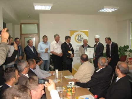 "Firmi ""Madi"" d.o.o. dodijeljen halal certifikat"