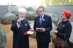Reisu-l-ulema ef. Cerić s jevrejskim uglednikom: Čuvajte Kur'an kao što smo mi čuvali Hagadu!