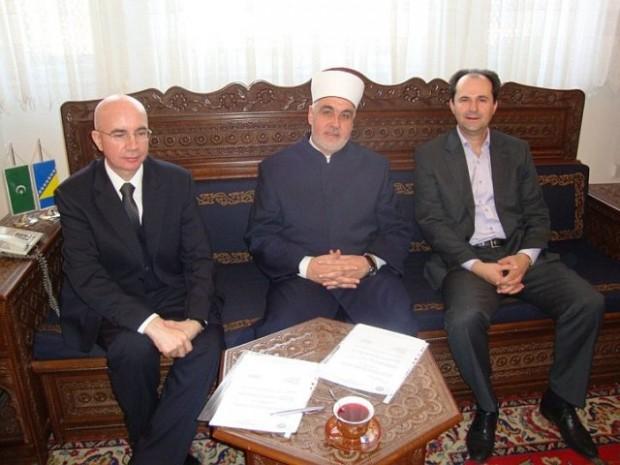 Vahid ef. Fazlović zvanično Muftija tuzlanski