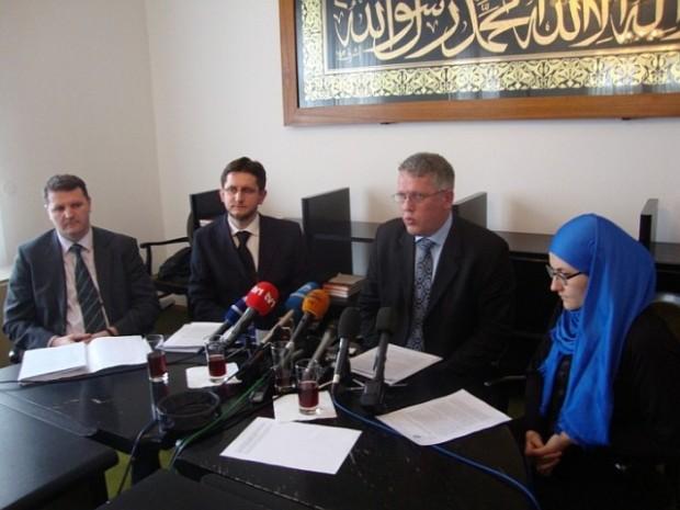 Islamska zajednica o Zakonu o grobljima u RS