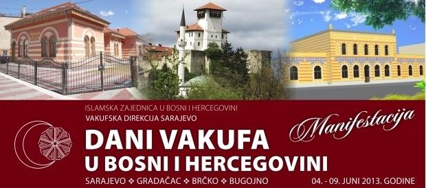 """""""Dani vakufa 2013"""" i u Brčkom"""