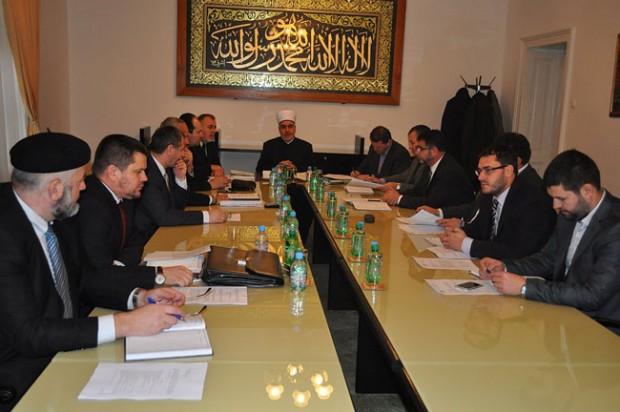 Održana konstituirajuća sjednica Rijaseta Islamske zajednice