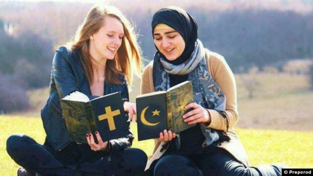 Ne postoji islamska opasnost