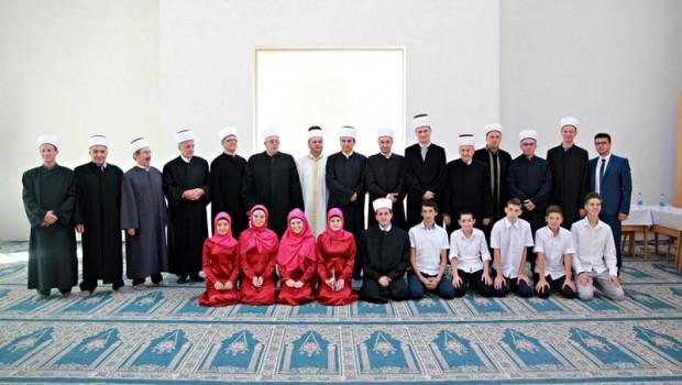Hatmenski ispit za devet polaznika mekteba Bijele džamije
