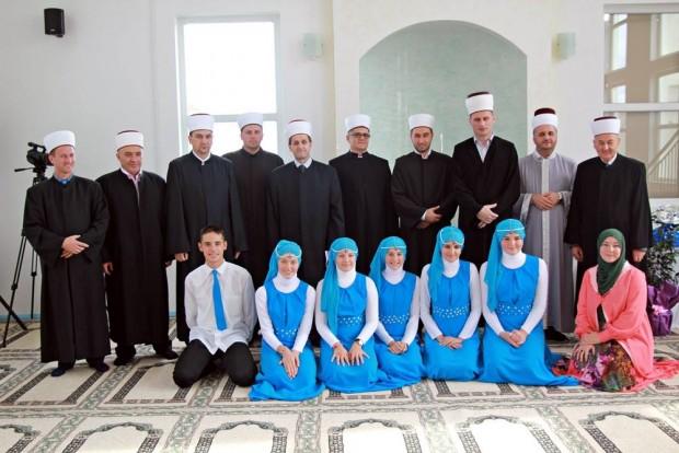 Hatmenska svečanost u Gluhakovcu