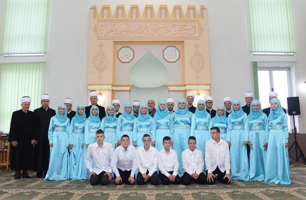 Promovirano 19 svršenika hatmenskog ispita u džematu Ivici