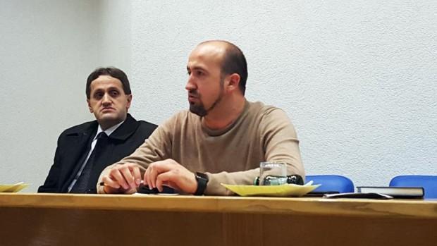 """Muhamed Jusić govorio na temu: """"Muslimani u Evropi u kontekstu bliskoistočnih zbivanja."""""""