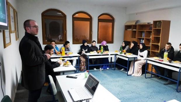 Čande: Predavanje i druženje za mlade