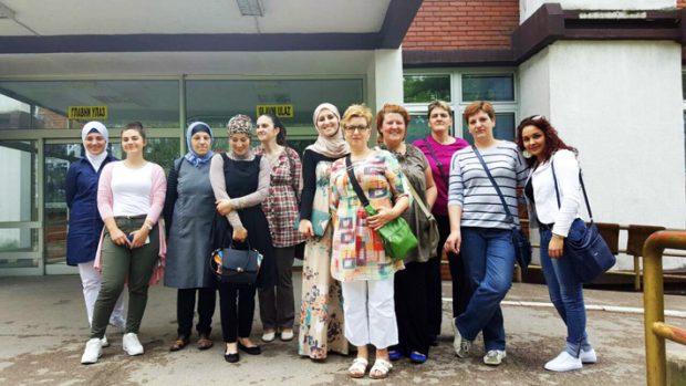 Asocijacija žena: Organizirana akcija dobrovoljnog darivanja krvi