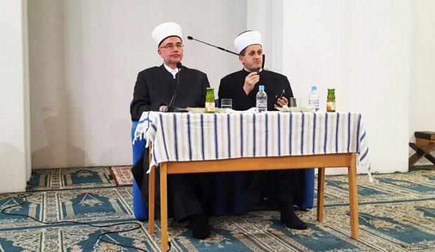Gost druge ramazanske tribine: Mr. Vahid ef. Fazlović, muftija tuzlanski