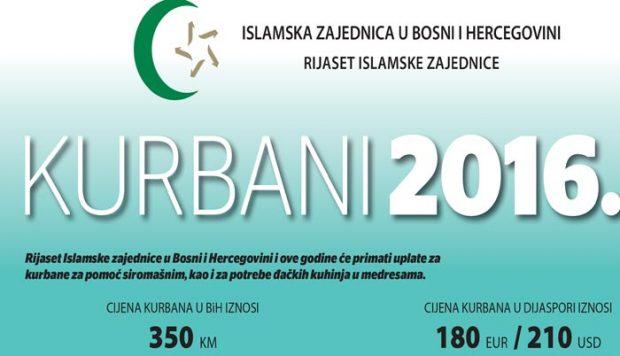 Kurban – simbol odanosti i pokornosti Allahu Uzvišenom
