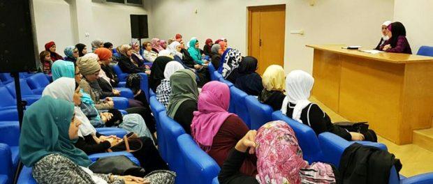 Asocijacija žena: Upriličeno predavanje za žene