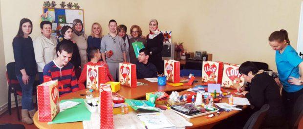 Asocijacija žena Medžlisa IZ-e Brčko: Posjeta Centru za mentalno zdravlje