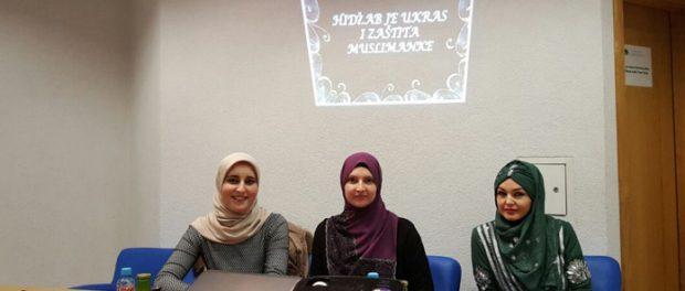 Upriličeno predavanje povodom Svjetskog dana hidžaba