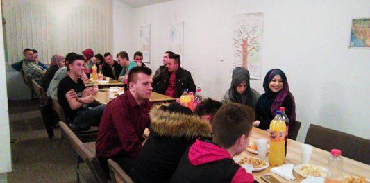 Prutače: Halka hadisa i druženje mladih