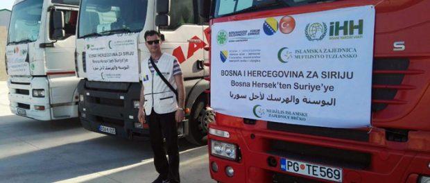 Razgovor s povodom: Uživo sa sirijsko-turske granice