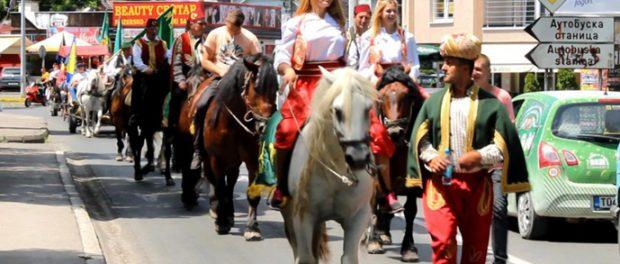 Brčanski konjanici ispraćeni na 507. dane Ajvatovice