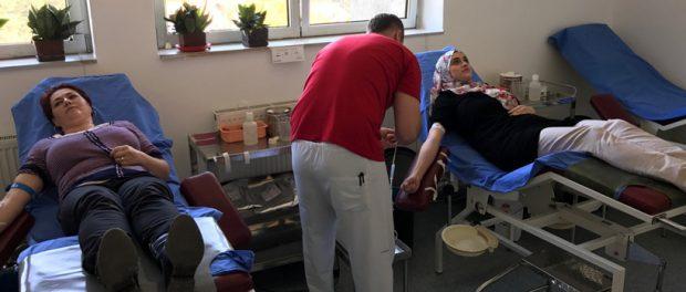 Organizirana još jedna akcija dobrovoljnog darivanja krvi