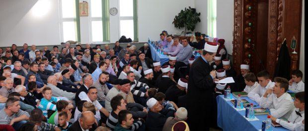 Upriličena hatmenska svečanost u džematu Gornji Rahić