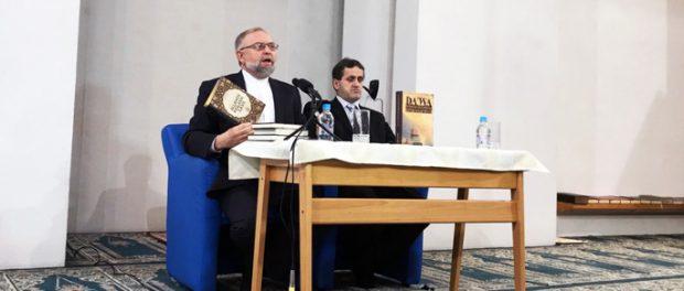 Prof. dr. Šefik Kurdić gostovao u Brčkom