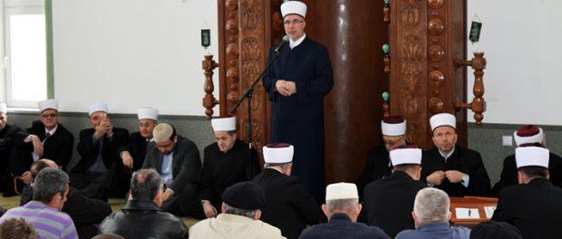 Muftija tuzlanski prisustvovao mevludskoj svečanosti u džematu Gornji Rahić
