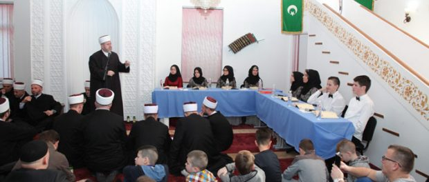 Maoča Stara: Promovirano osam novih učača Kur'ana